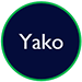 Yako Medical Mobile Logo